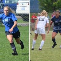 Marshall's Face, Gull Lake's Wisser named to Dream Team in girls soccer