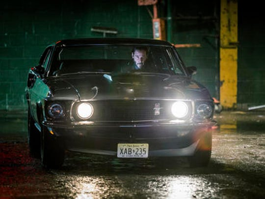 """This image released by Lionsgate shows a scene from """"John Wick: Chapter 2."""""""