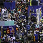 Pensacon closes with a wedding proposal, plans for 2018