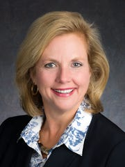 Republican candidate for governor Catherine Hanaway