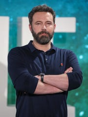 Ben Affleck says he's donating the residual payments