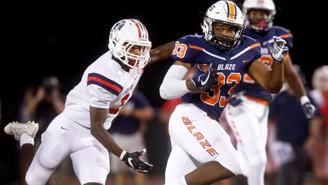 Blackman's Master Teague will be signing with Ohio State on Wednesday.