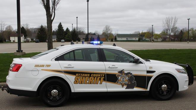 Ottawa County Sheriff's Office patrol car.