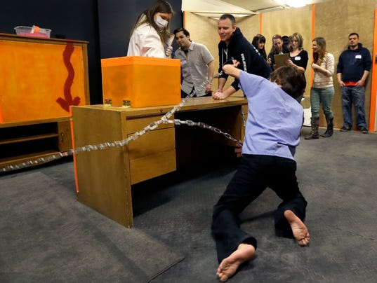 Cities Across Us Are Home To Zombie Themed Escape Shows