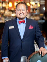 Gabe Onsurez, new general manager at The El Paso Club in Downtown El Paso.