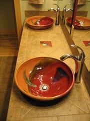 DETAIL, bathroom sinks