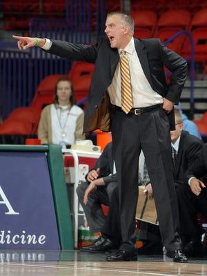 Former UWGB coach Tod Kowalczyk will make a return to Green Bay in December.