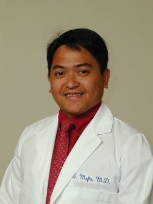 Dr. Carmelo Mejia, of the Kaiser Permanent Skyline Clinic in Salem