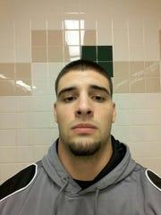 Joel Chmielowski, Palmetto Ridge senior