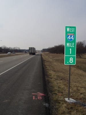 Answer Man:  Really? Do we actually need markers to the tenth of a mile?