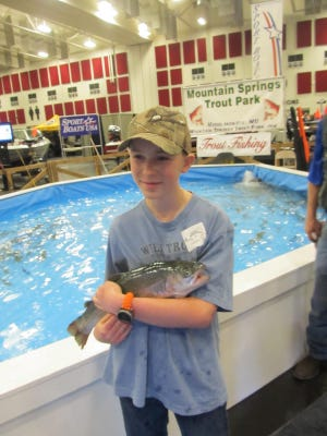 The 8th Hunt and Fish Outdoor Show returns to the Springfield Expo Center on Feb. 20 and 21. The show will feature hunting and fishing vendors, gently used boats and more.