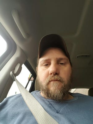 Mark Hefley, 38, Greenwood, survived an 11-story fall from a balcony while vacationing in Florida.