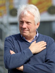 FIA Technical Director Charlie Whiting at Watkins Glen