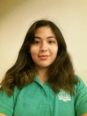 Marialicia Garza is a college sophomore at St. Mary's in Notre Dame, Ind. She gives incoming freshmen advice