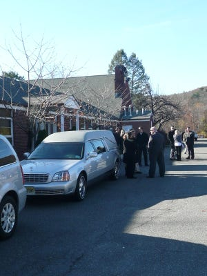 Memorial service held for Kelly Vaughn Chalkley.