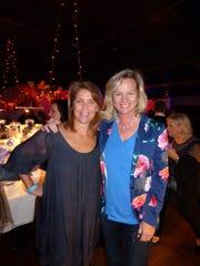 Imerman Angel and breast cancer survivor Gigi Nichols