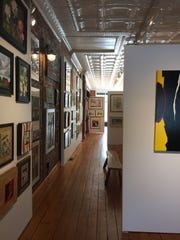 An inside look at the Gallery@Rhinebeck.