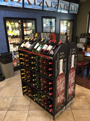 Rutter's Farm Stores debuted its second and third locations with the ability to sell wine in York and Leona, Lancaster County.