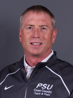 New Texas A&M-Corpus Christi director of track & field and cross-country Brent Ericksen.