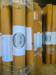 Artist SinGh will be placing his artwork in tubes around