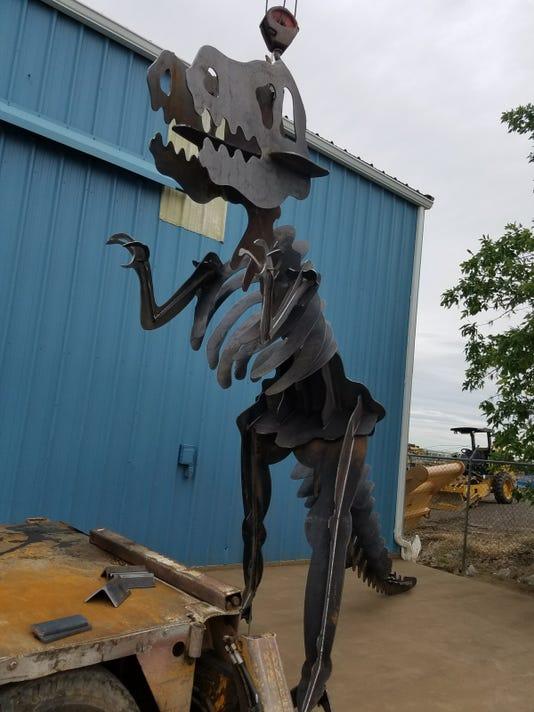 Anderson Steel T-Rex