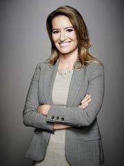 Katy Tury of NBC News.