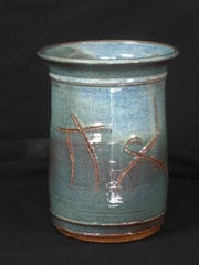 Pottery by Tom Morrison of Jackson