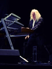 Keyboardist-composer Scott Kelly founded Wizards of