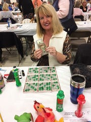 Kathi Kroll of Connecticut was the Bingo jackpot winner