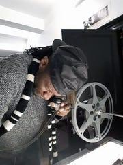 Rochester filmmaker Rashaad Parker.