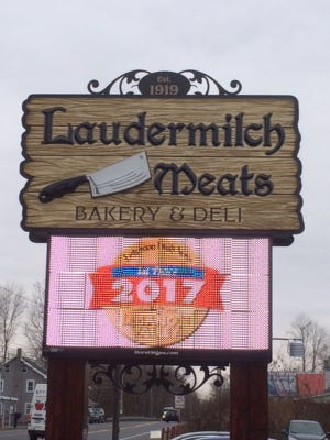 Laudermilch Meats offers fresh cut meat, homemade fillings and PA Dutch butcher offerings like scrapple and pan pudding.