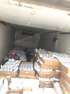 The Milo Locker donated more than 18,000 pounds of deer meat to the Food Bank of Iowa. Hunters donated the meat and the locker processed it into ground venison.