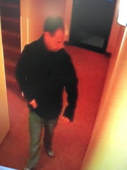 Salem Police is asking the public's help in identifying a man who is suspected of burglarizing Phoenix Inn Suites at 4370 Commercial St. SE.
