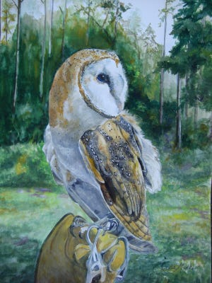 Tallahassee Watercolor Society and Tall Timbers are proud to showcase the works of Ken, Linda and Travis Menke at the historic Beadel House.