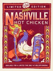 How about some heat? Pringles delivers with a new Nashville