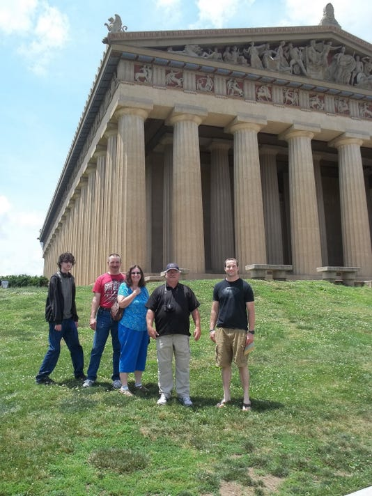 Parthenon group 2014.JPG