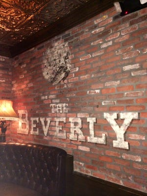 The Beverly takes over the former space of Mabel's on Main in downtown Scottsdale.