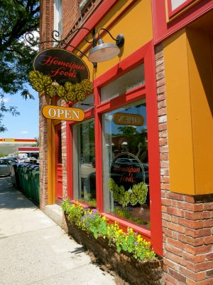 Homespun Foods in the City of Beacon.