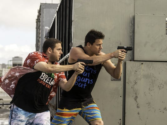 22 Jump Street Bromance Takes Amusing Leap Backward