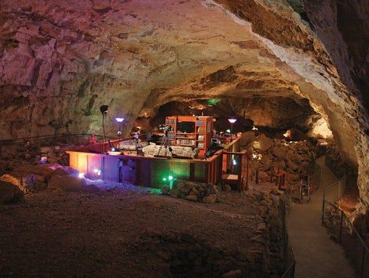 Cavern Hotel Room
