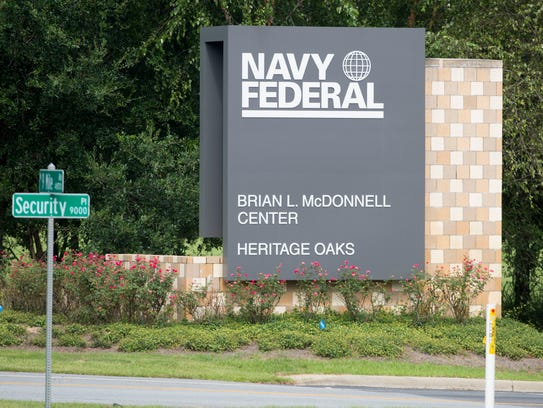 Navy Federal on Nine Mile Road would like to increase