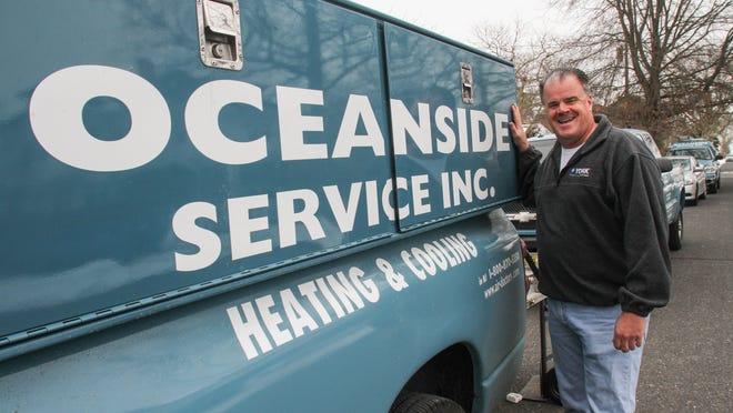 Scott Nelson started Oceanside Service Inc. in Allenhurst in 1989.