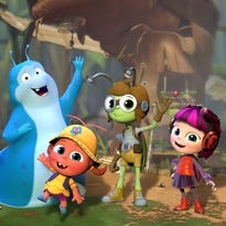 'Beat Bugs' is coming to Netflix with a soundtrack of Beatles songs performed by contemporary stars.