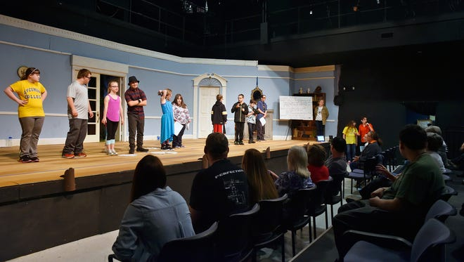 DreamWrights Center for Community Arts in York is one of many arts-focused nonprofits that benefits from the generosity of donors.
