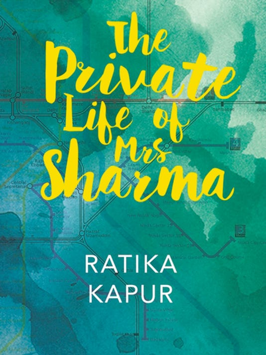 Book review: The Private Life of Mrs Sharma