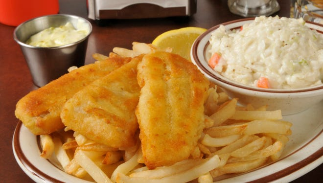 It's fish fry season during Lent.