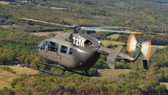 Army orders 12 Mississippi-made helicopters