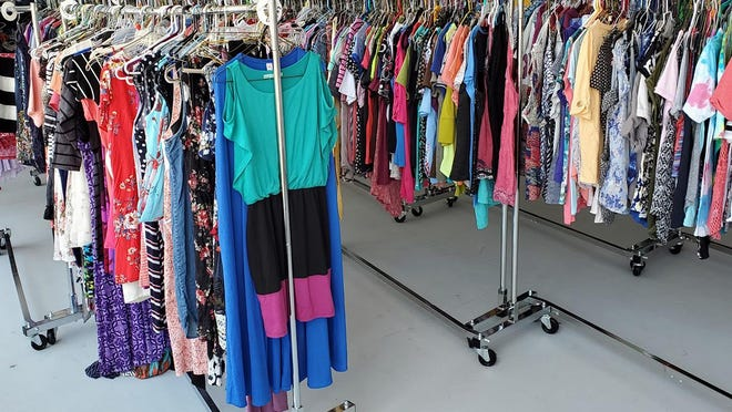 The Western Illinois Regional Council's Clothing Center provides free, gently used clothing to people in need.