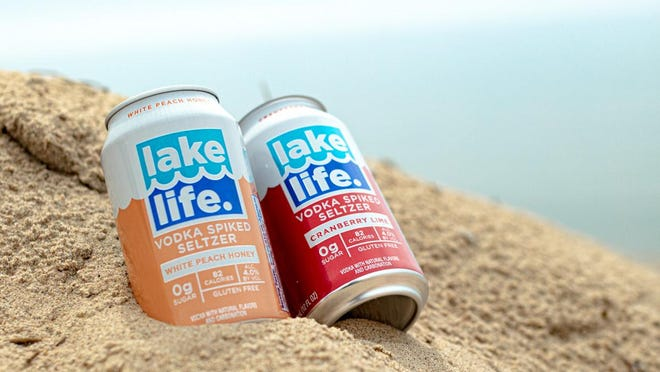 New Holland Spirits announced a new line of hard seltzers, called Lake Life Seltzers.