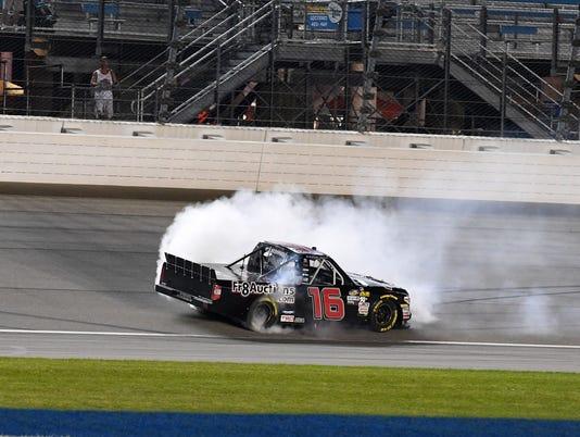 USP NASCAR: OVERTONS 225 S NAS USA IL